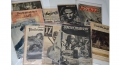 GROUP OF 23 WORLD WAR TWO GERMAN & JAPANESE MAGAZINES