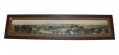 50TH ANNIVERSARY OF GETTYSBURG FRAMED PANORAMIC PHOTOGRAPH