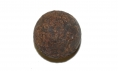 US/CS 3 INCH CANISTER BALL FOUND AT EAST CAVALRY FIELD AT GETTYSBURG