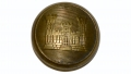 SCARCE ENGINEER'S BUTTON – 10TH COMPANY OF THE 7TH NEW YORK MILITIA