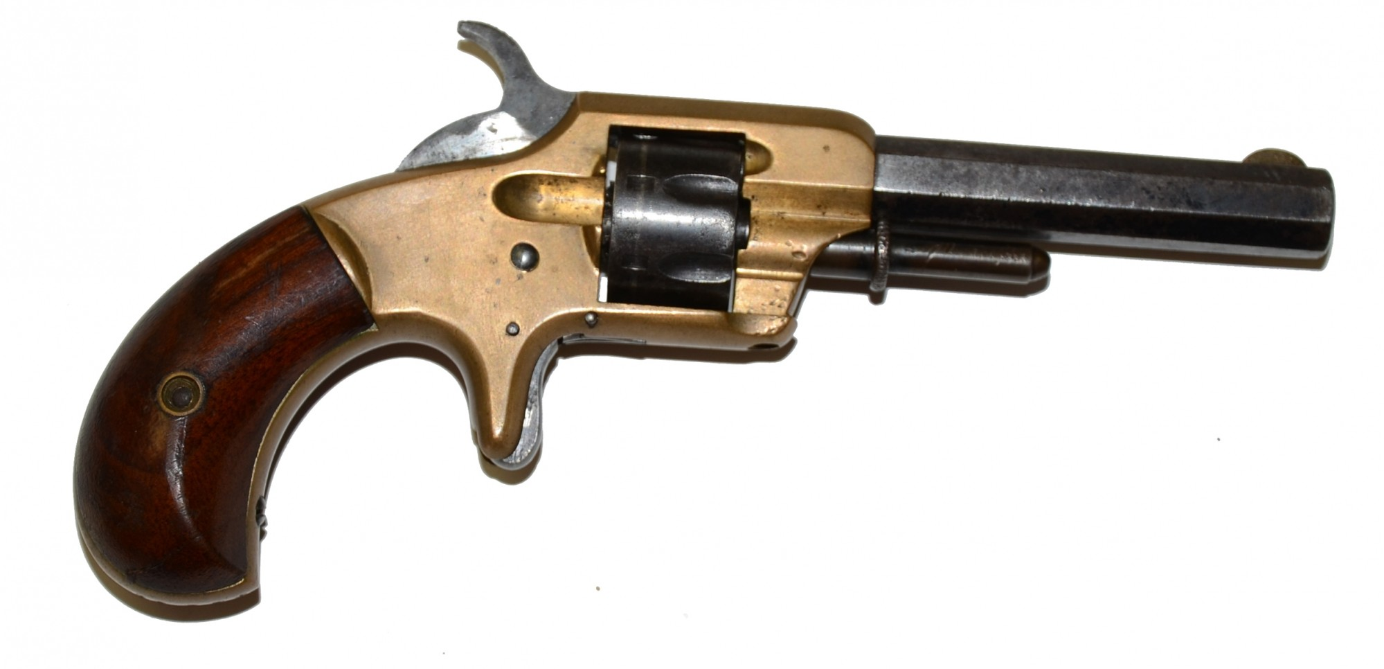 "WHITNEY ""NO. 1"" .22 CALIBER REVOLVER"