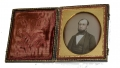 SIXTH PLATE DAGUERREOTYPE OF MAN