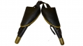 SET OF LEATHER SADDLE HOLSTERS