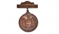 NEW YORK DAY AT GETTYSBURG MEDAL, 1893