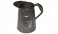 LARGE TIN COFFEE POT / PITCHER