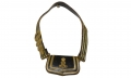 PRE-WORLD WAR ONE ENGLISH SHOULDER BELT & POUCH
