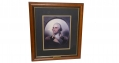 FRAMED PRINT OF GEORGE WASHINGTON
