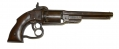 ORIGINAL 'SAVAGE' DOUBLE ACTION NAVY MODEL REVOLVER