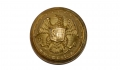 STATE OF NEW YORK MILITIA STAFF COAT BUTTON