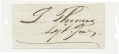 CLIPPED SIGNATURE OF UNION GENERAL LORENZO THOMAS