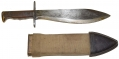 MODEL 1917 BOLO KNIFE WITH SCABBARD