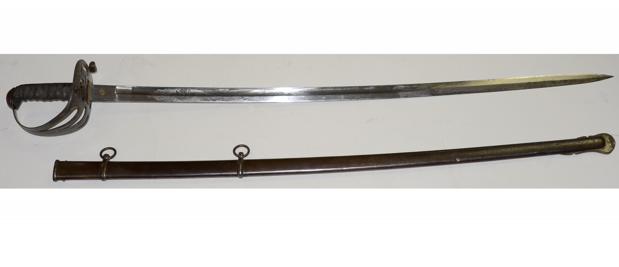 IMPORTED FIELD AND STAFF OFFICER'S SWORD — Horse Soldier