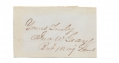 CLIPPED SIGNATURE OF JOHN W. GEARY