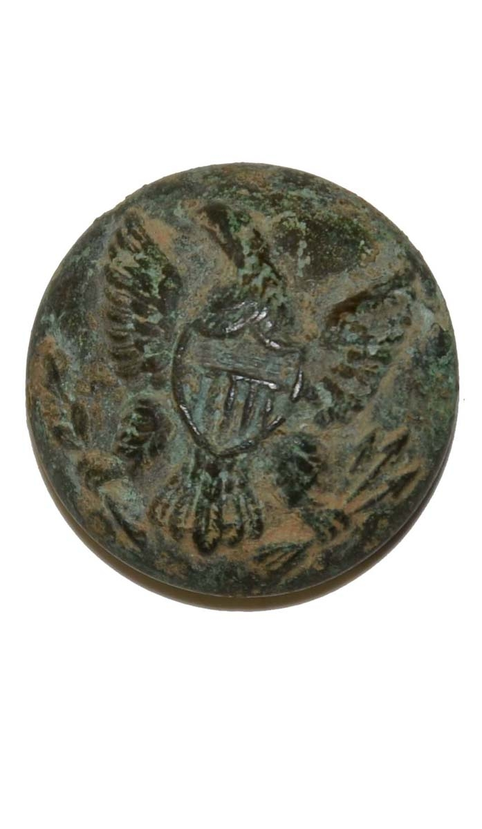 GENERAL SERVICE EAGLE COAT BUTTON –  GETTYSBURG