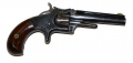 SMITH & WESSON MODEL 1 THIRD ISSUE REVOLVER