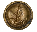 SCARCE STYLE VIRGINIA STAFF COAT BUTTON