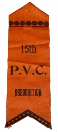 15TH PENNSYLVANIA CAVALRY REUNION RIBBON