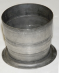 PEWTER COLLAPSIBLE CUP