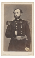 CDV OF GENERAL QUINCY A. GILLMORE