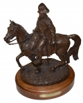 """NAPOLEON"" SCULPTURE BY RON TUNISON"