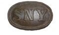 PATTERN 1839 SNY PLATE