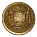 MARYLAND STATE SEAL COAT BUTTON