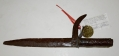 RELIC CONFEDERATE BRIDLE-CUTTER PIKE BLADE