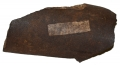 IRON ARTILLERY SHELL FRAGMENT – BATTLEFIELD PICK-UP – NURSE HOLSTEIN COLLECTION