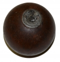 US 4.52 INCH 12LB SPHERICAL SHELL WITH BORMANN FUSE