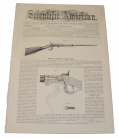 1862 SCIENTIFIC AMERICAN WITH INFORMATION ON BURNSIDE CARBINE PATENT