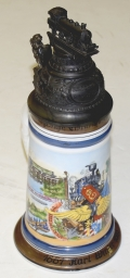 REPLICA REGIMENTAL GERMAN BEER STEIN