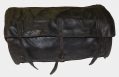 CIVIL WAR PERIOD LEATHER OFFICER'S SADDLE VALISE