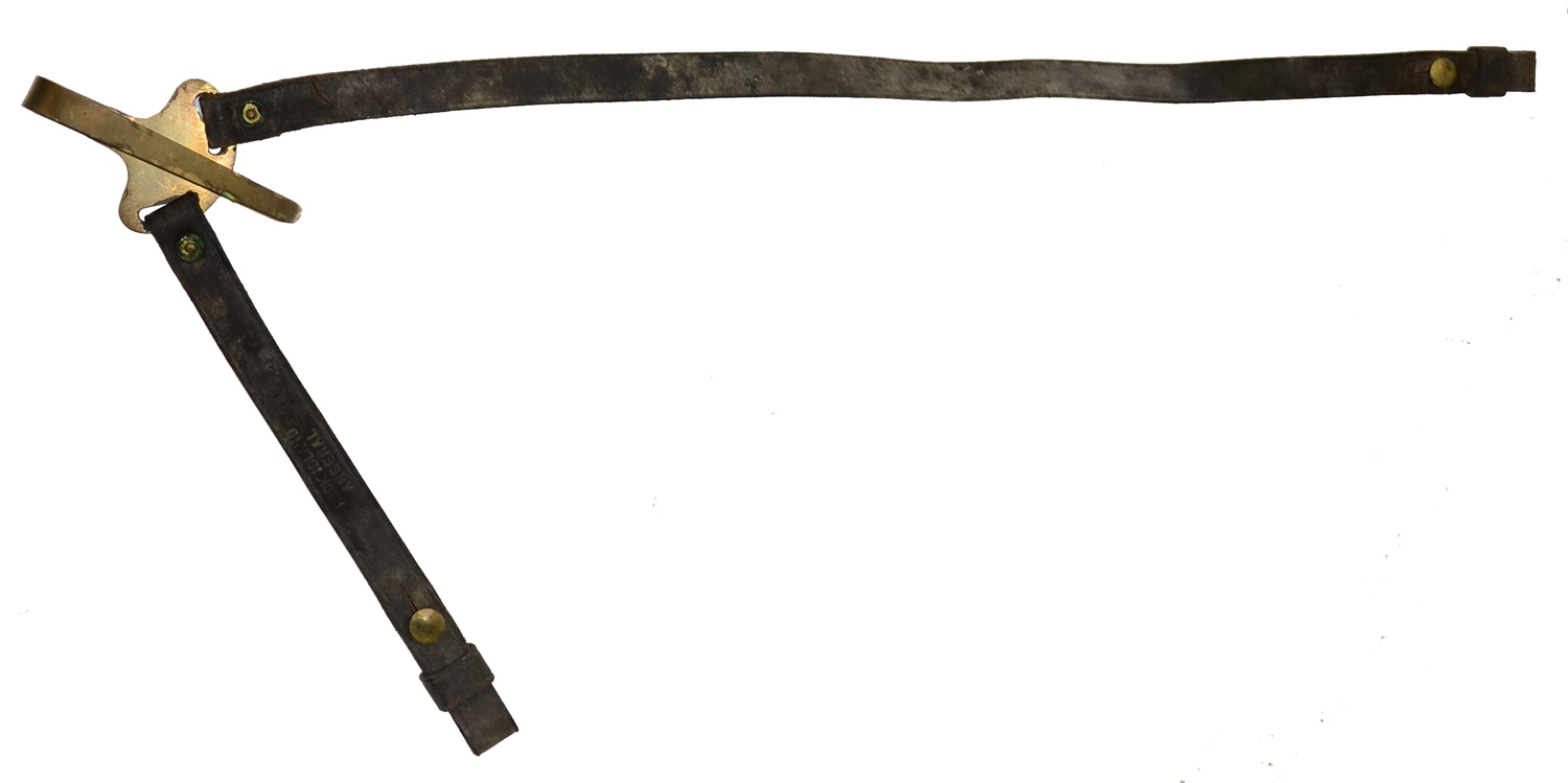 INDIAN WAR SWORD HANGER