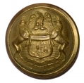 MICHIGAN STATE SEAL COAT BUTTON