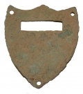 SADDLE SHIELD FOR McCLELLAN SADDLE