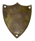 SADDLE SHIELD RECOVERED AT CITY POINT