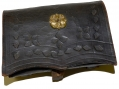 EARLY MUSKET CARTRIDGE BOX
