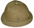 WORLD WAR TWO JAPANESE MODEL 1938 ENLISTED MAN'S TROPICAL SUN HELMET