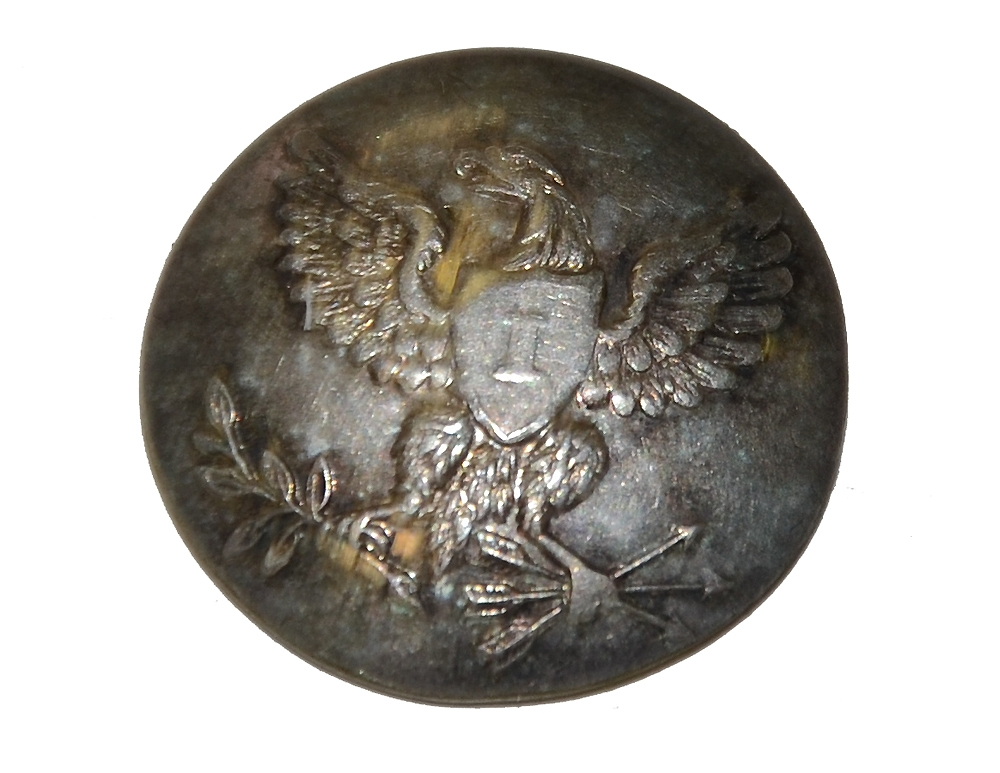 EARLY INFANTRY OFFICER BUTTON