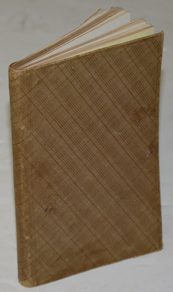 1863 CIVILIAN CIVIL WAR DIARY BY EMILY ANN FIFIELD, MASSACHUSETTS LADY OF LITERARY SENSIBILITIES