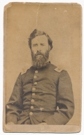 CDV OF 49TH NEW YORK ASSISTANT SURGEON