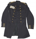 INDIAN WAR 8TH INFANTRY OFFICER'S COAT AND TROUSERS IDENTIFIED TO CIVIL WAR VETERAN