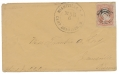LETTER ENVELOPE FROM CAMP DENNISON