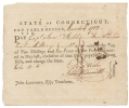 1782 STATE OF CONNECTICUT PAY TABLE OFFICE DOCUMENT