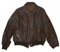 NICE CONDITION WORLD WAR TWO LEATHER A-2 JACKET