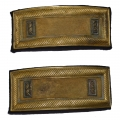 SMITH'S PATENT 1ST LT. OF CAVALRY SHOULDER STRAPS