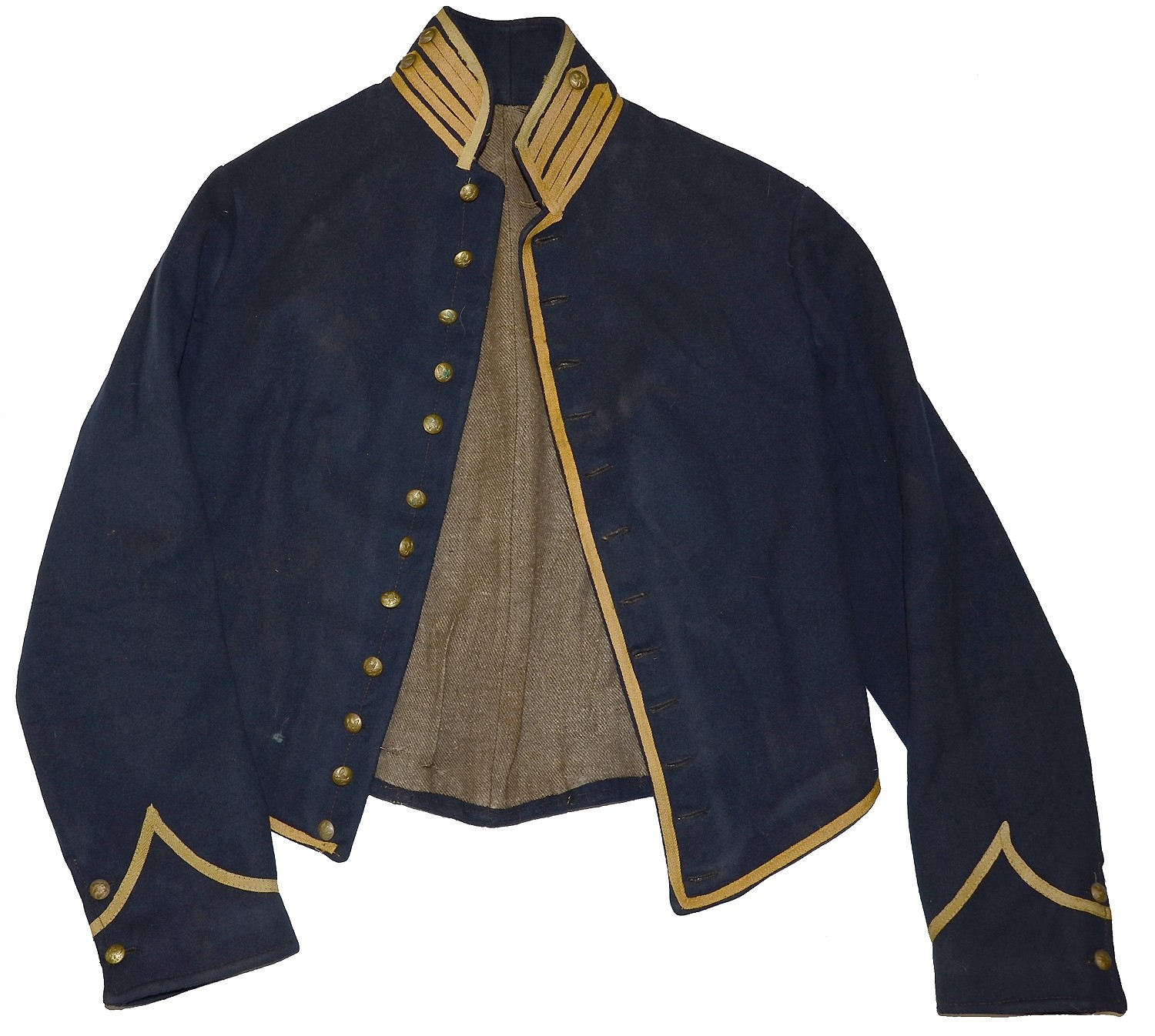 Regulation Us Cavalry Shell Jacket Horse Soldier
