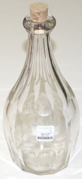 FLUTED DECANTER