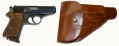 EXCEPTIONAL GERMAN WALTHER PPK PISTOL WITH NAZI PARTY RZM LOGO