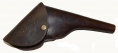VERY SCARCE U.S. MARINE CORPS MARKED 1889/1905 PATTERN HOLSTER